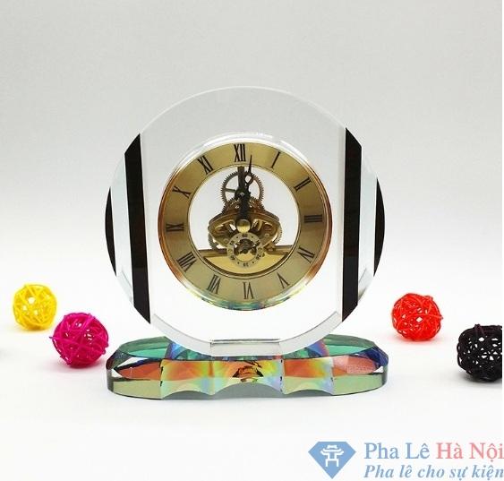Đồng Hồ Pha Lê 38