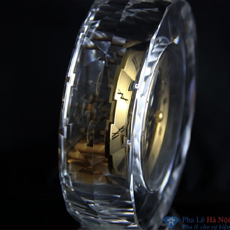 Crystal decorative clock 2 - Đồng Hồ Pha Lê  24