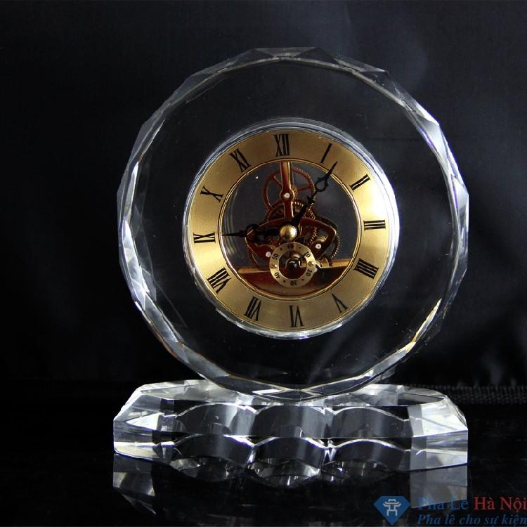 Crystal decorative clock - Trang chủ