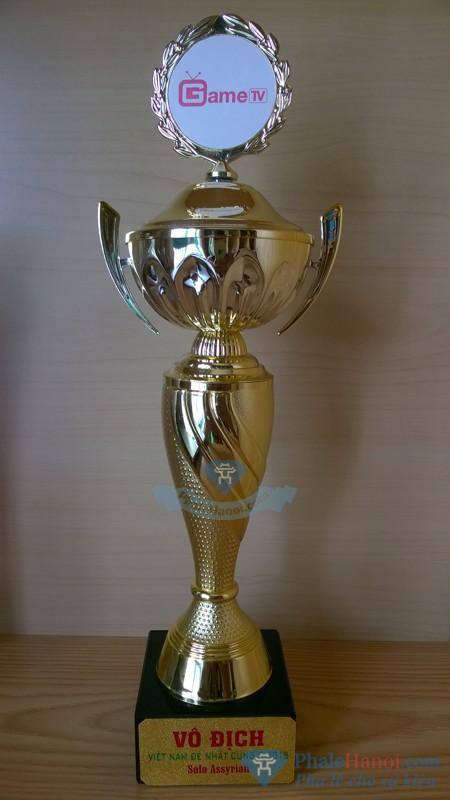 Cup pha le giai vo dich 1 - Cúp Vô Địch Game TV