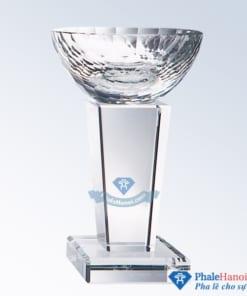 Cup the thao 12 247x296 - Cúp pha lê thể thao hình chiếc bát thân vuông
