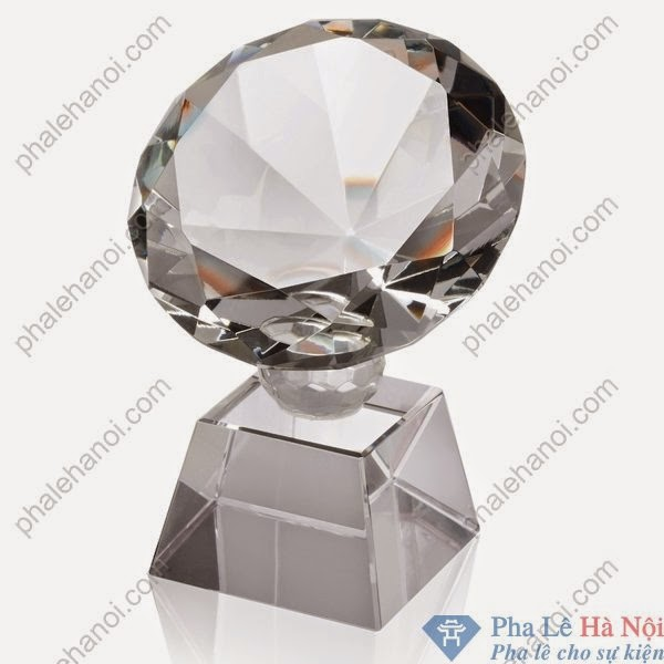CupphalekimcuongnhoCPL12 - Cúp pha lê vinh danh kim cương