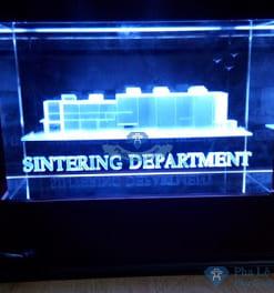 Khoi3D 247x264 - Pha lê 3D SINTERING DEPARTMENT