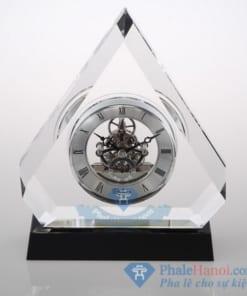 do ho pha le20 247x296 - Đồng Hồ Pha Lê Tam Giác Chân Đế Đen 07