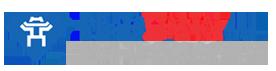 lgo 256 - Biểu trưng pha lê cánh buồm xanh