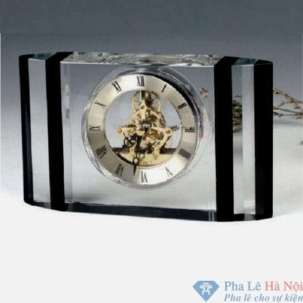 Đồng hồ pha lê 04