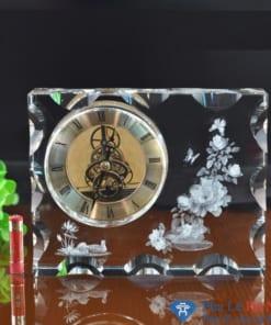 Đồng hồ pha lê DHPL001