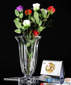 Lọ hoa pha lê tiệp số 9
