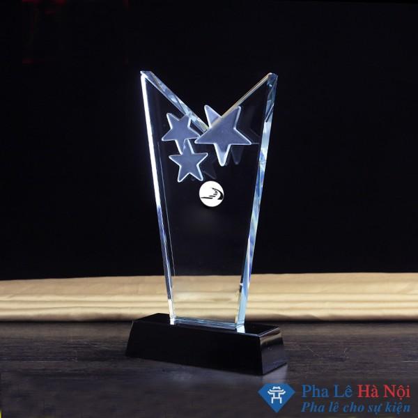 TB2rAIsauzz11Bjy1XdXXbfqVXa 1587406919 - Kỷ niệm chương pha lê hình chữ V đính sao
