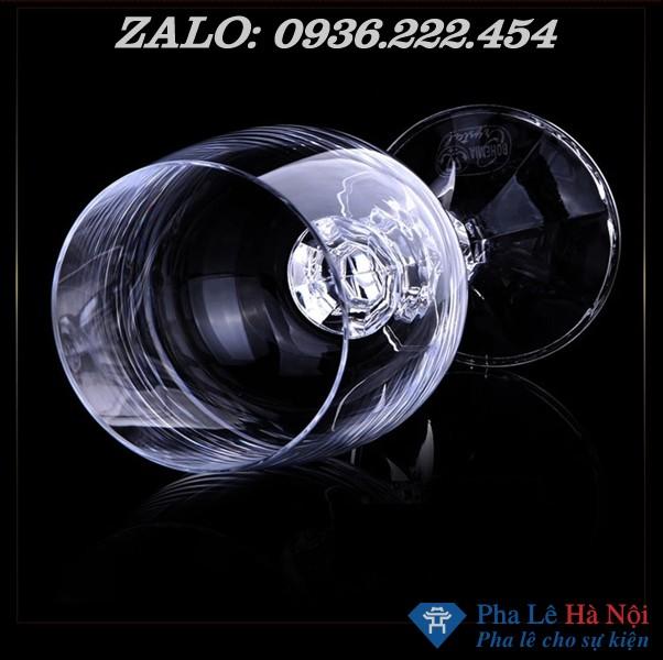 55615833N4d1b7f9d - Bộ ly rượu pha lê tiệp 7