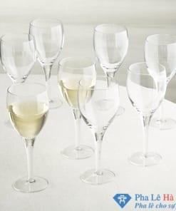 Ly rượu pha lê tiệp 7