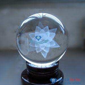 3D Laser Crystal Glass Ball Craft for Souvenir 300x300 - Ý nghĩa quà tặng cầu pha lê phong thủy