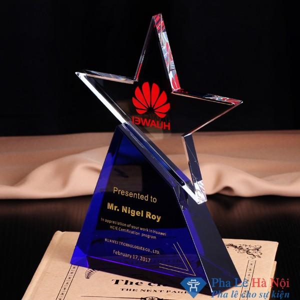 TB2lfHtmuJ8puFjy1XbXXagqVXa 2080572426 - Kỷ niệm chương pha lê ngôi sao đế xanh