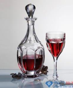 Bình rượu pha lê tiệp số 26