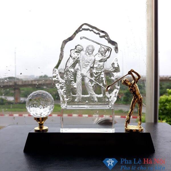 20180720 094145 1 - Kỷ niệm chương pha lê thể thao golf 20