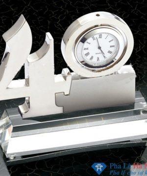 bộ số pha lê 1 - Món quà kỷ niệm độc đáo với bộ số pha lê
