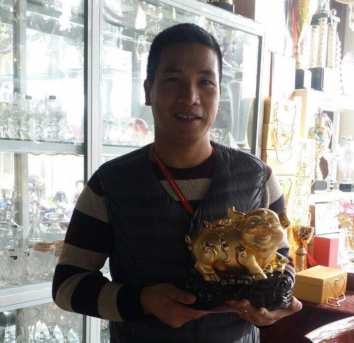 1 4 - Rước Tượng Heo Vàng, Rinh Rang Tài Lộc