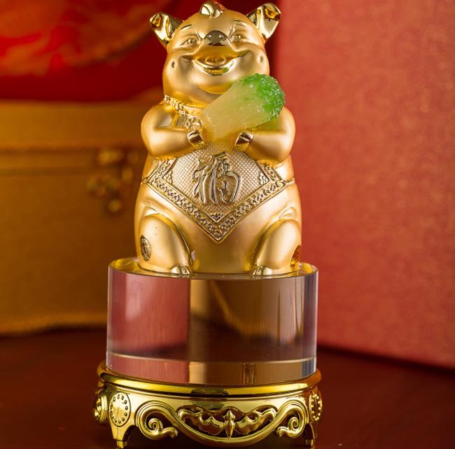 3 1 - Rước Tượng Heo Vàng, Rinh Rang Tài Lộc