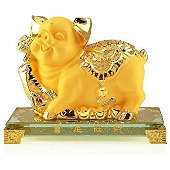 linh vật lợn phong thủy 4 - Linh vật lợn phong thủy năm 2019 có thể bạn chưa biết