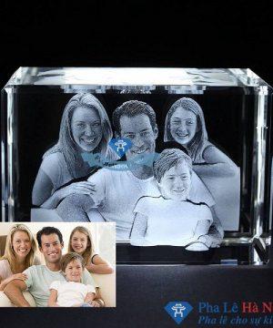 quà tặng pha lê 11 - Quà tặng pha lê độc đáo, sáng tạo in ảnh lên pha lê 3D