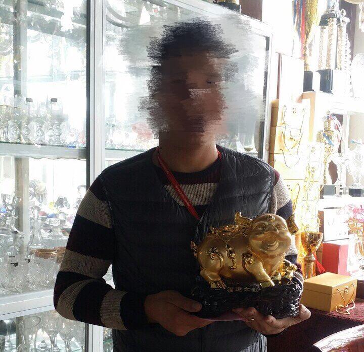 3 - Rước Tượng Heo Vàng, Rinh Rang Tài Lộc