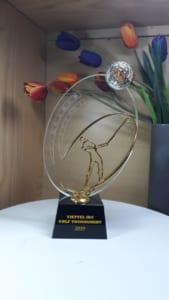 6f09090dc5d927877ec8 169x300 - Cúp thể thao pha lê mạ kim loại golf cung cấp cho giải Viettel Golf Tournament 2019  số lượng 100 cúp ngày 15/03/2019