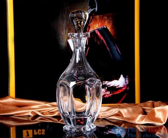 bo binh ruou 4.1 2 - Bộ bình rượu pha lê 15
