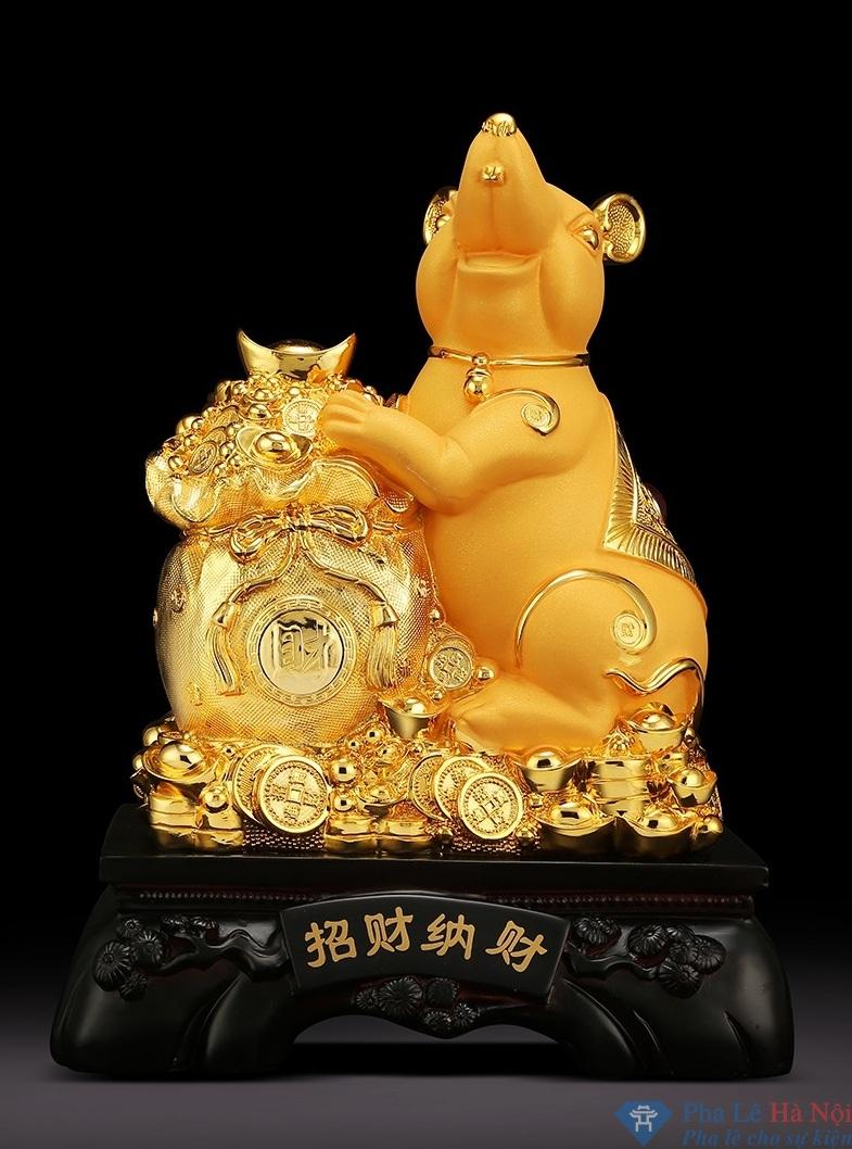 Linh vật Chuột Vàng số 10