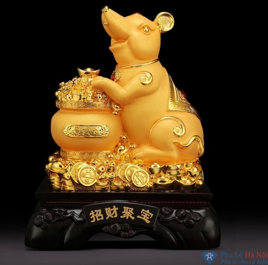 Linh vật Chuột Vàng số 6