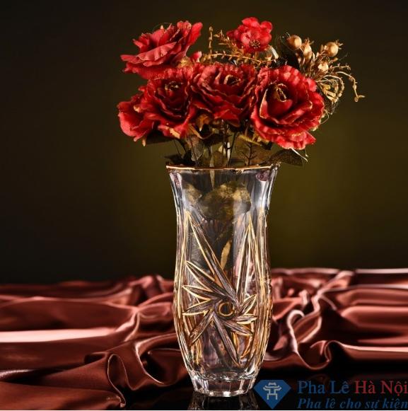 Lọ hoa pha lê 75