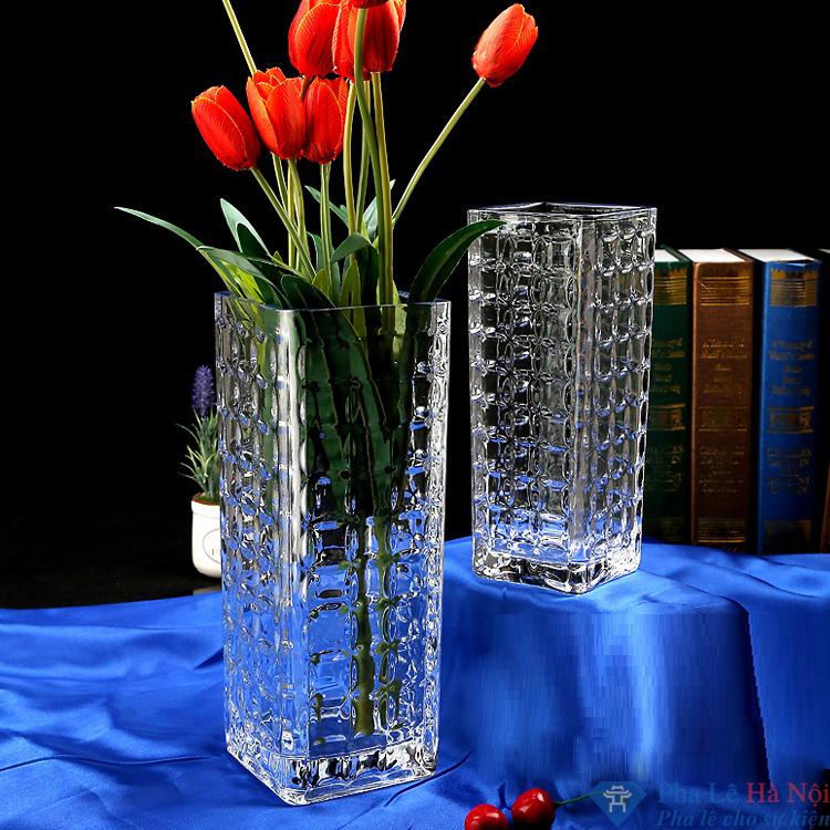 Lọ hoa pha lê 74
