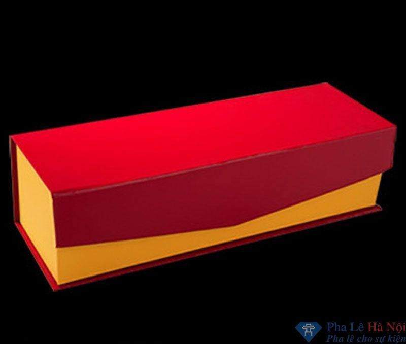 hộp đựng cúp pha lê - Kỷ niệm chương pha lê vinh danh Posco