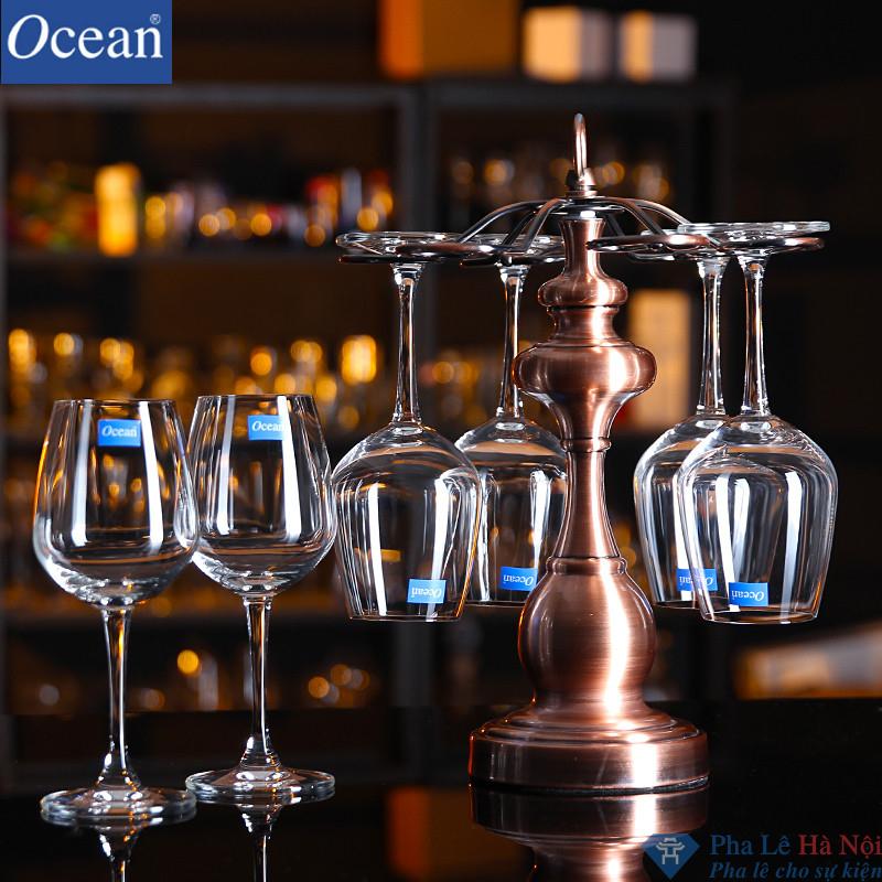 Bộ ly rượu ocean 1