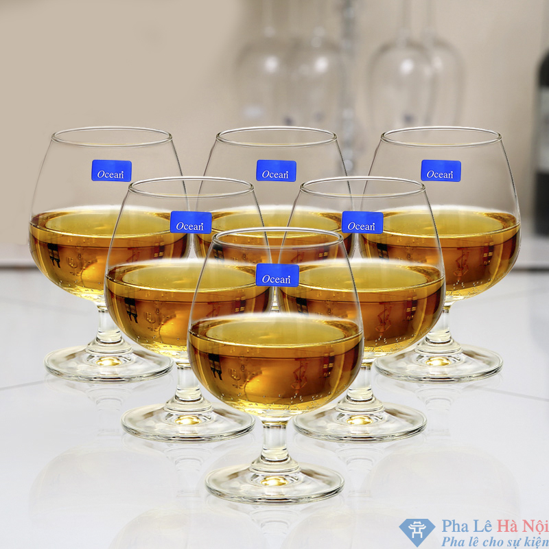 Bộ ly rượu ocean 2