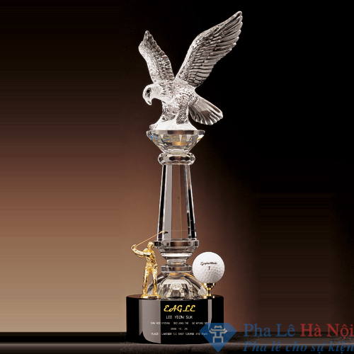 Cup golf pha lê 78