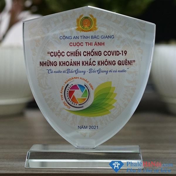 Kỷ niệm chương pha lê 133